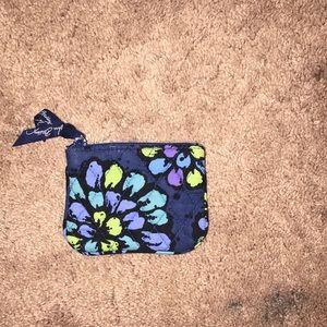 small vera bradley coin purse